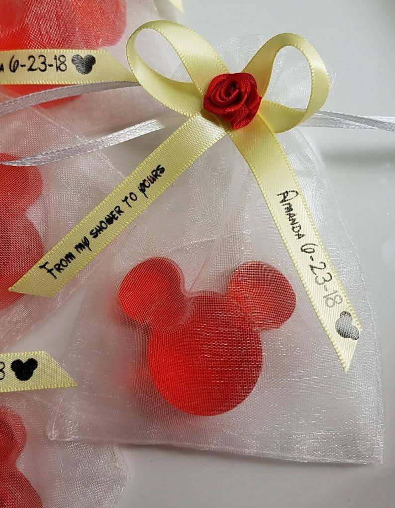 cheap bridal shower gifts for guests - soaps
