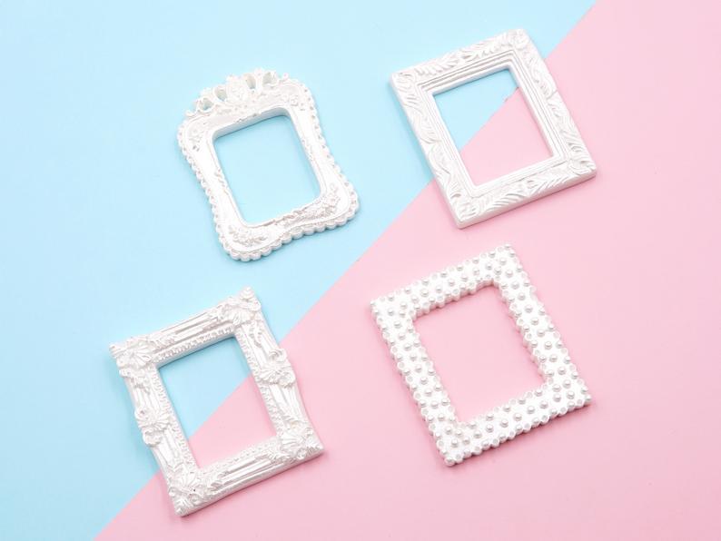 bridal shower favors - photo frame