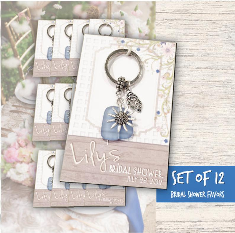 wedding favors - keychain