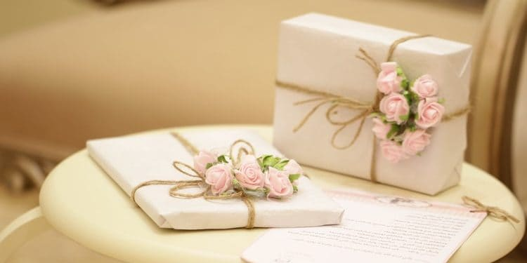 wedding gifts from groom to bride - thumbnail