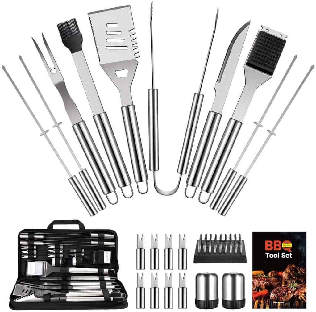BBQ Grill Accessories Set for Men