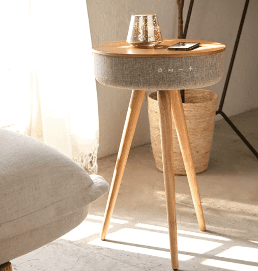 Bluetooth Speaker Table