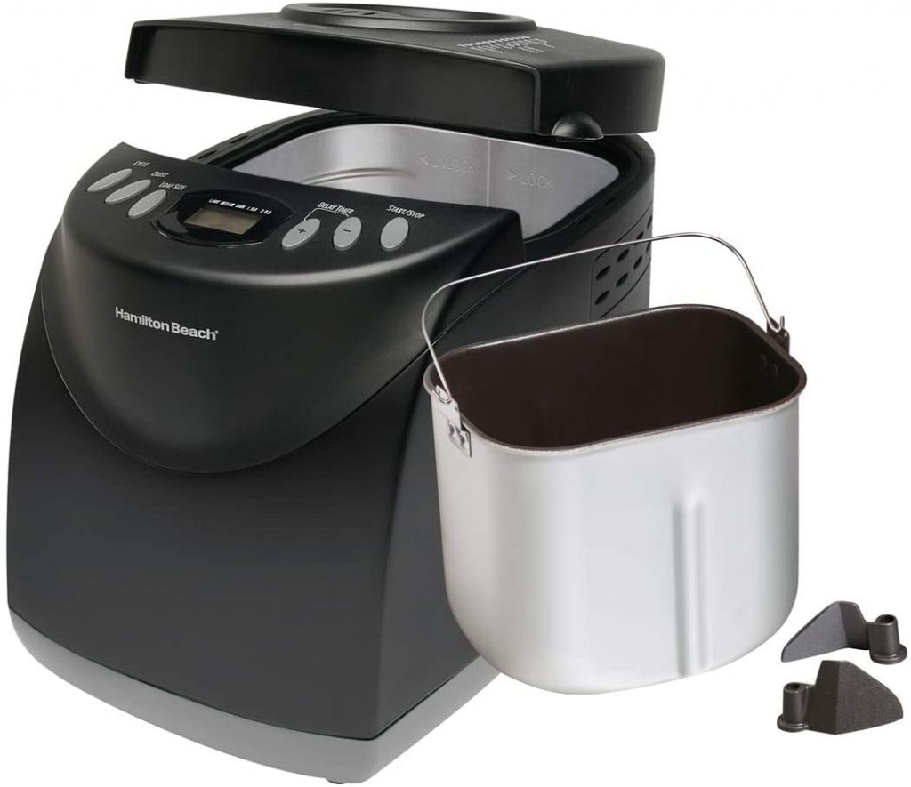 wedding registry ideas list:Digital Bread Maker