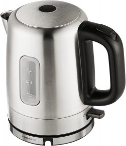 must have wedding registry items:Electric Hot Water Kettle for Tea and Coffee