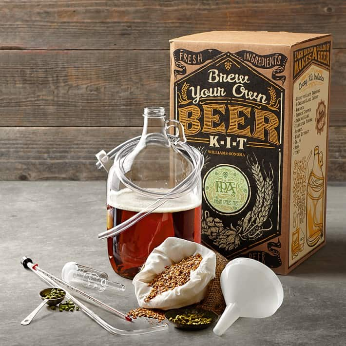 wedding gifts for dad:IPA Beer Making Kit