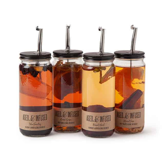 great gifts for husbands:Infuse & Pour Alcohol Kit