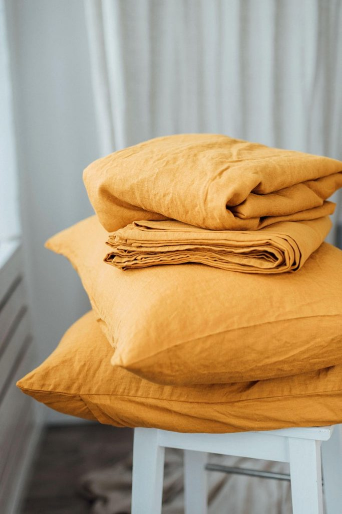 new home registry:Linen bedding Set