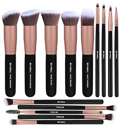 mother gifts for wedding: Makeup Brushes