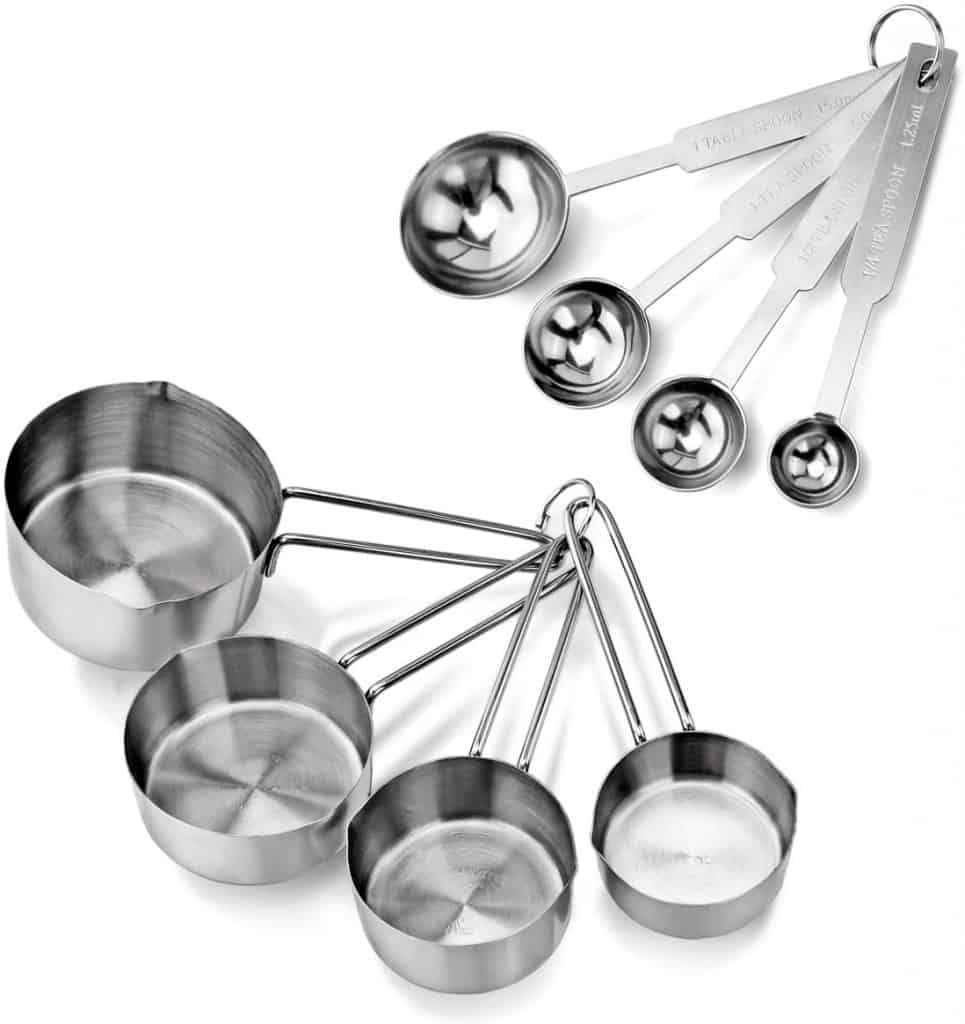 things to put on a wedding registry:Measuring Cups Combo