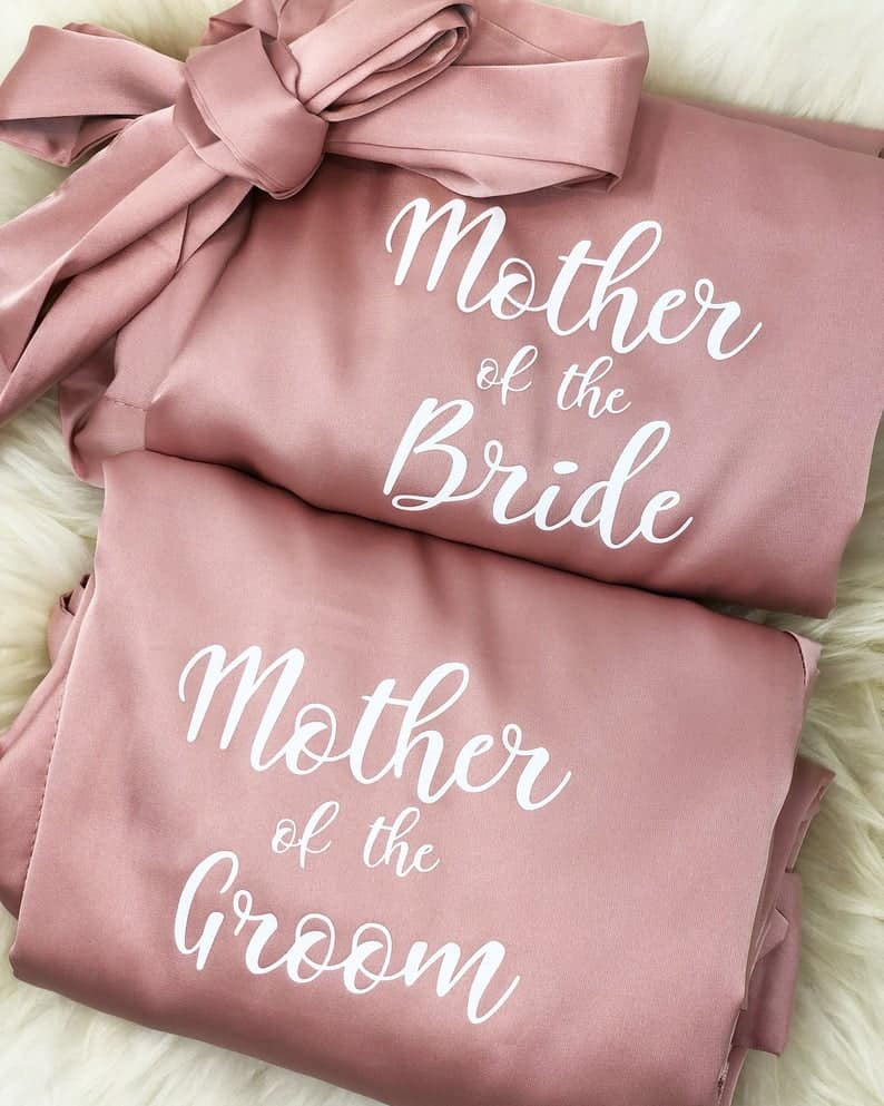 gifts for mother of the bride:Mother Of The Bride Robe