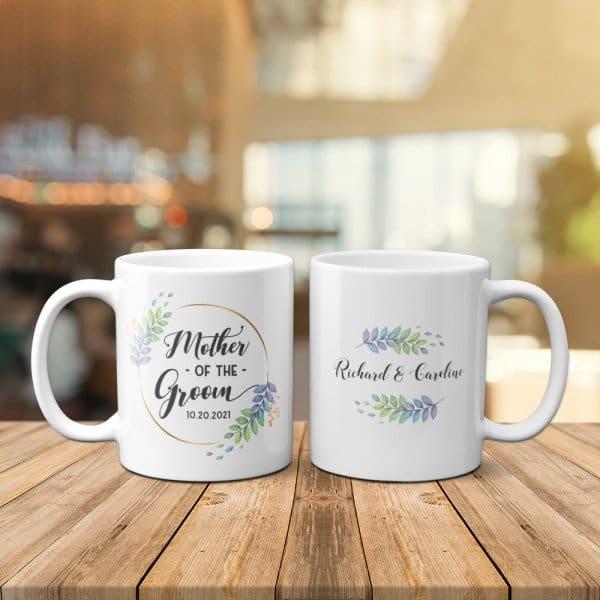 Mother of the Groom and Bride Mug