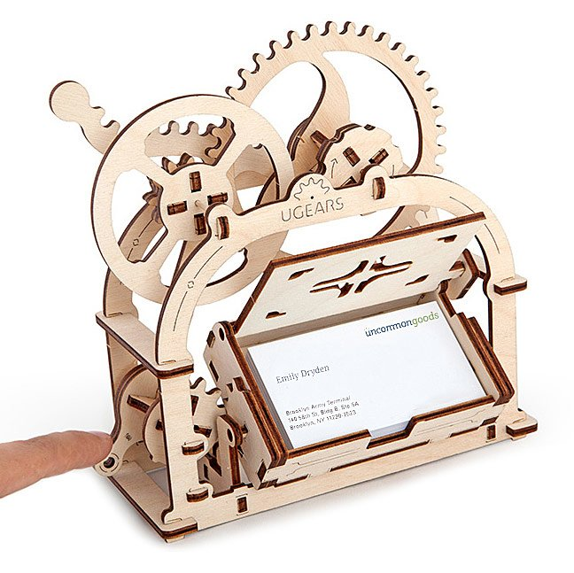 wedding gifts best man:Moving Card Holder Kit