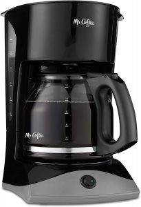 best registry items:Mr. Coffee 12-Cup Coffee Maker
