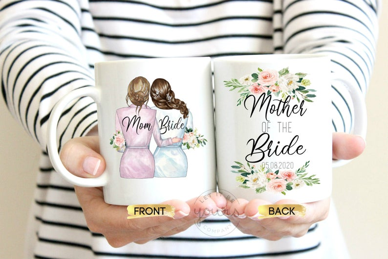 practical gifts for mum:Mug For Mom