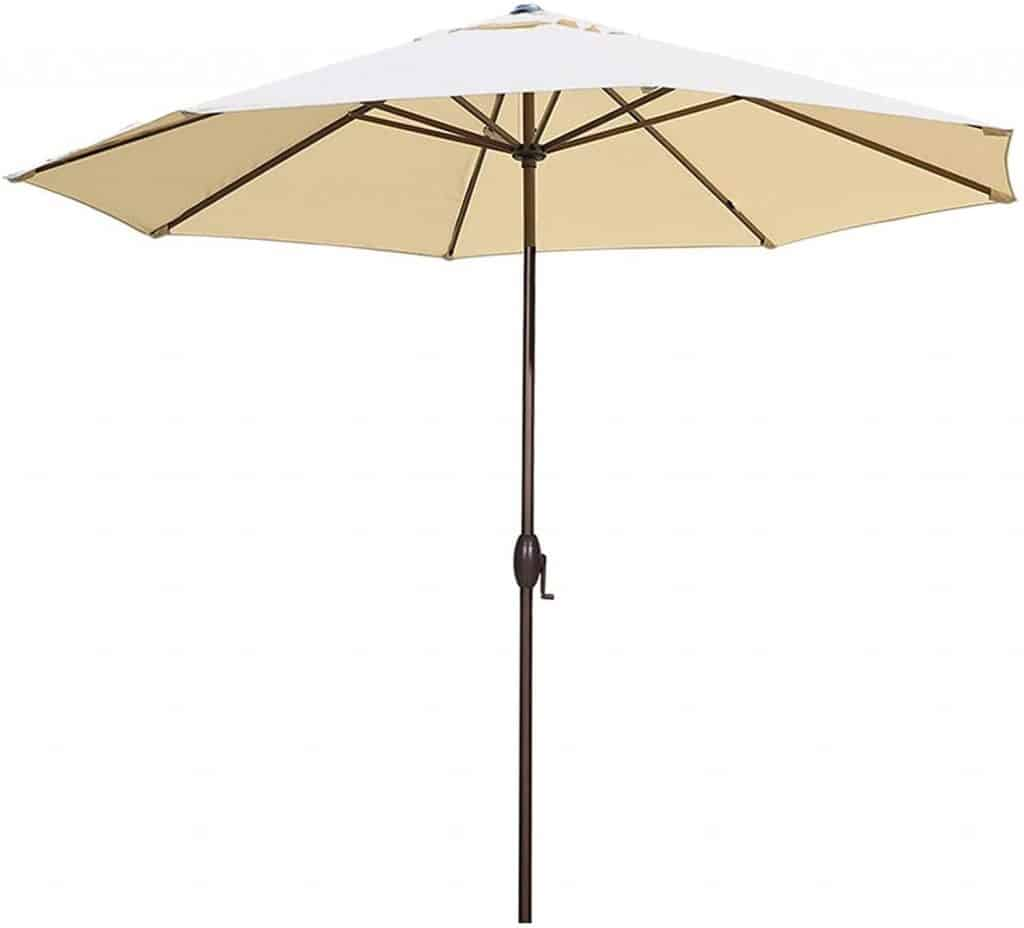 wedding list of things to buy:Outdoor Umbrella