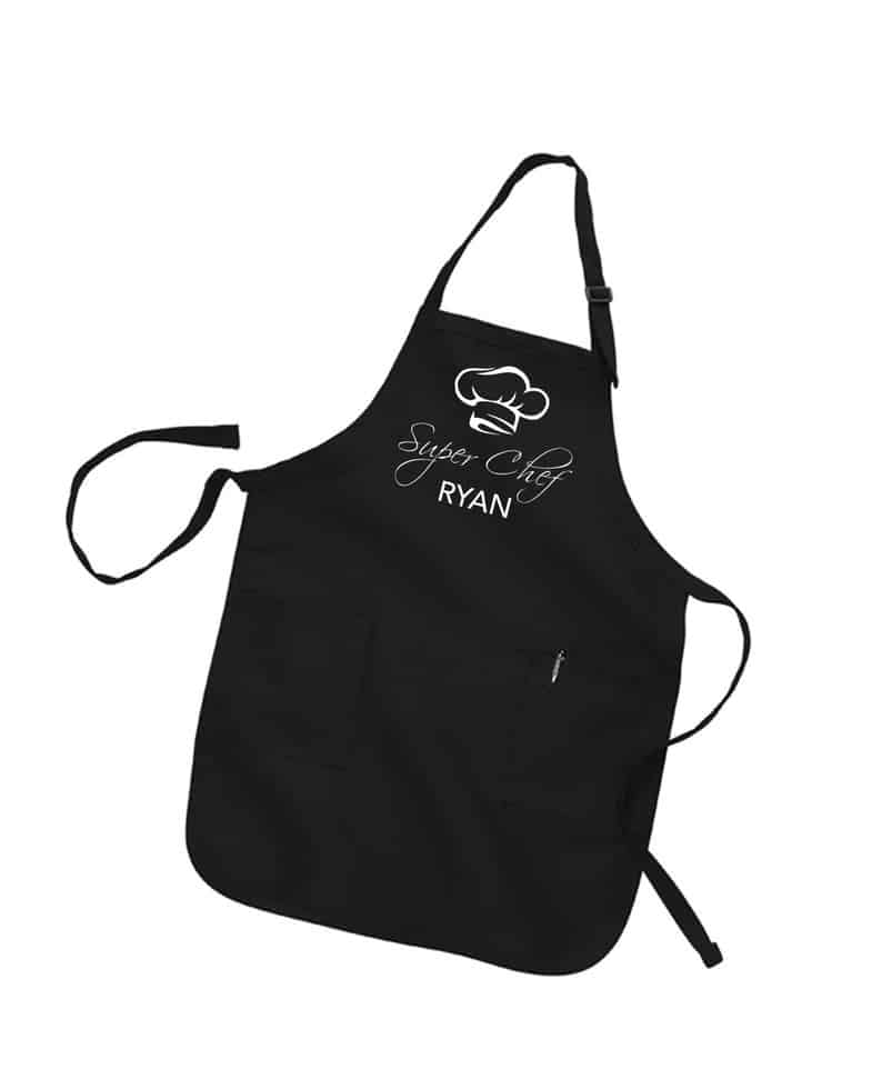 best gifts for spouse:Personalized Apron for groom