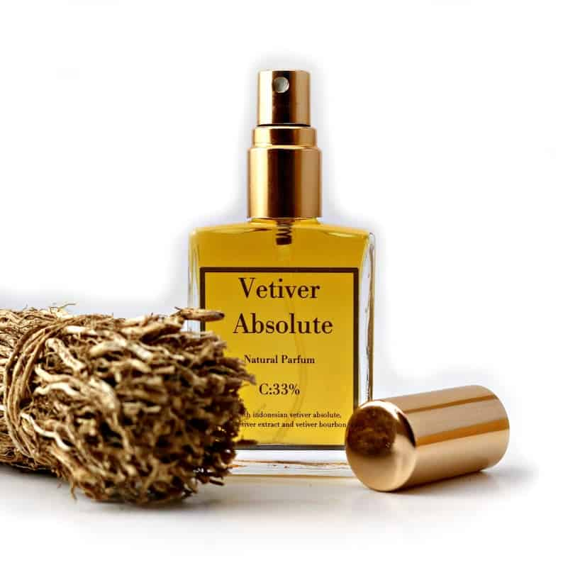 Pure Vetiver Perfume