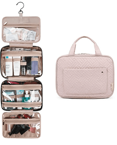Toiletry Bag Travel Bag with Hanging Hook