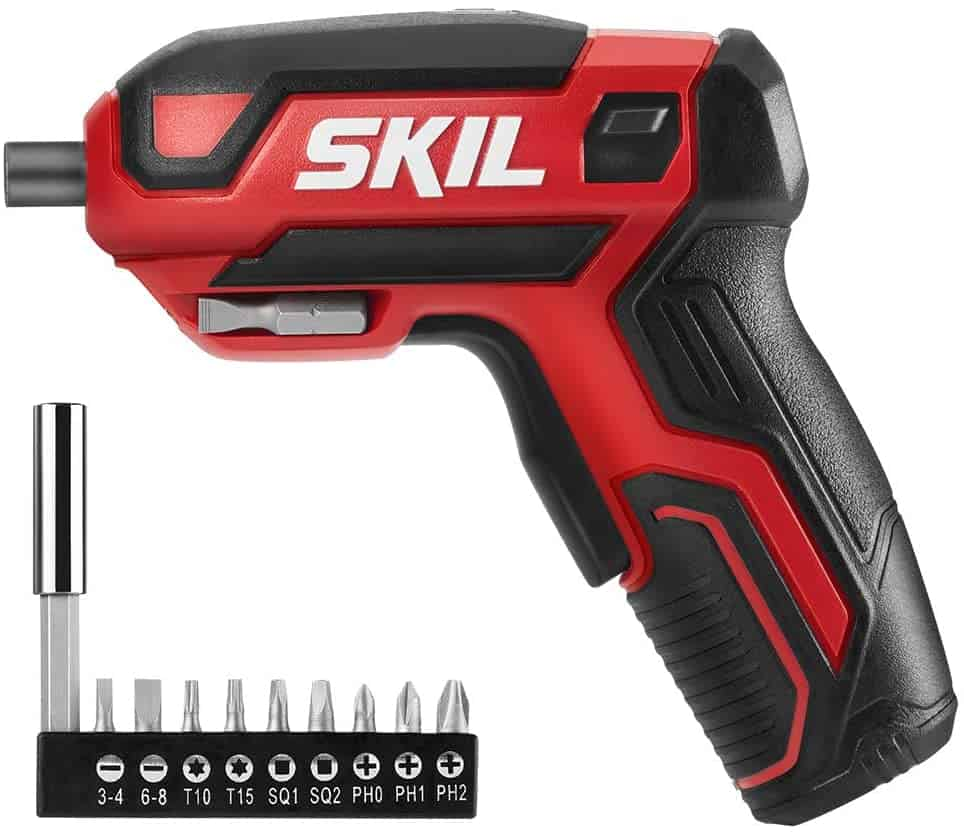 gift items for wedding:Skil Rechargeable 4V Cordless Screwdriver