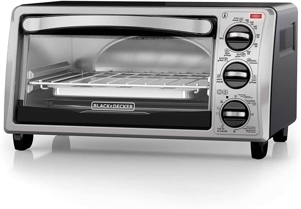 best wedding registry items:Black+Decker TO1313SBD Toaster Oven