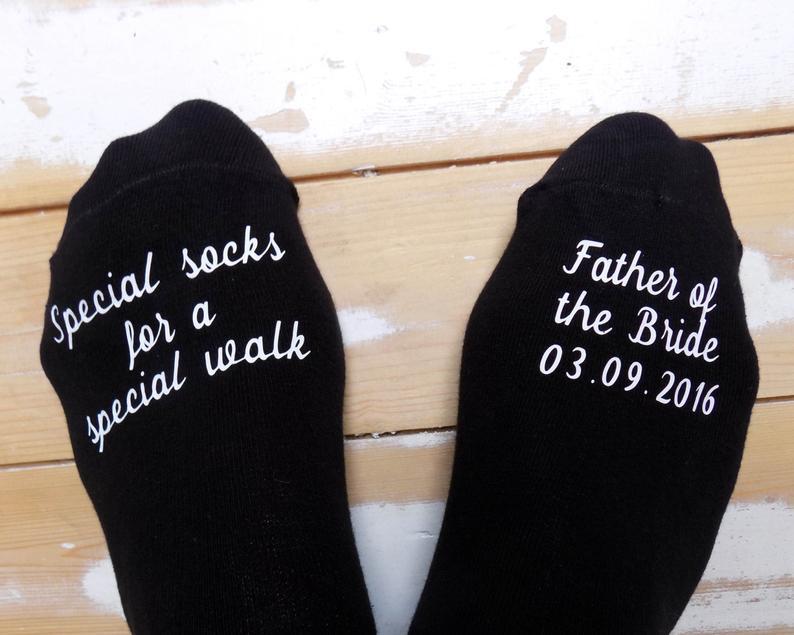 parent wedding gifts:Wedding Socks