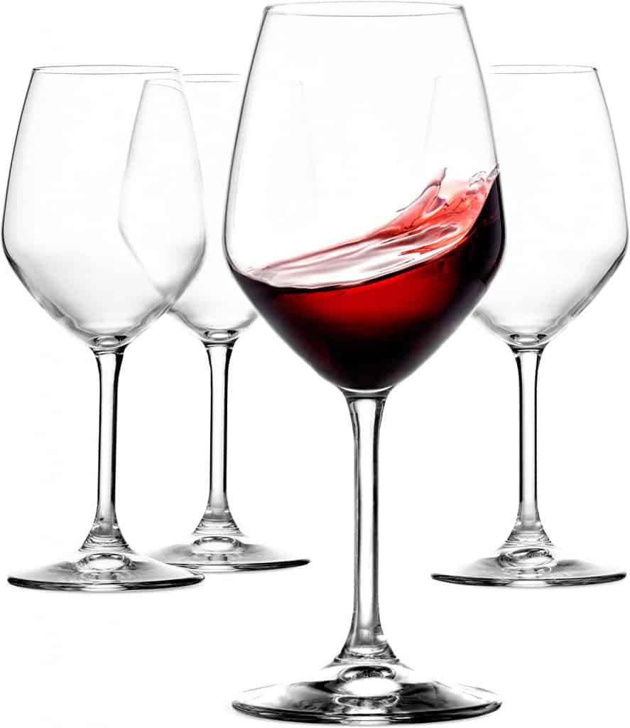 registry item:Wine Glass Clear (Set of 4)