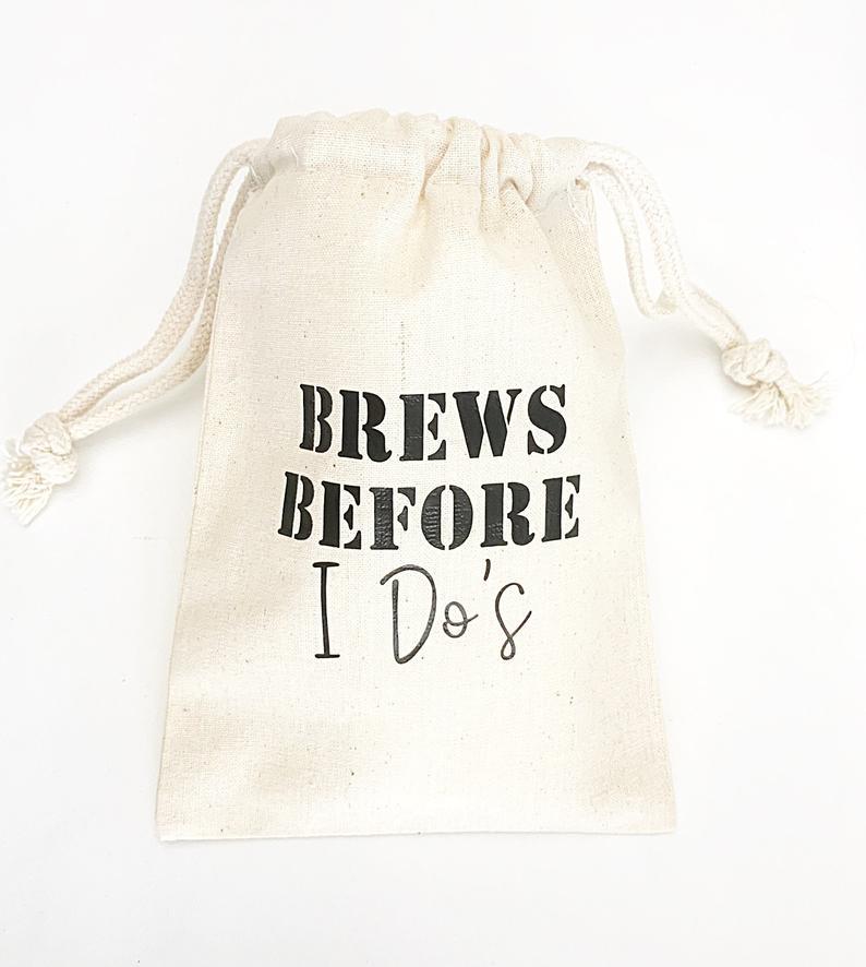 bachelor party gifts - hangover kit bag