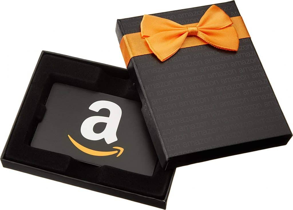 bachelor party gifts - egift card