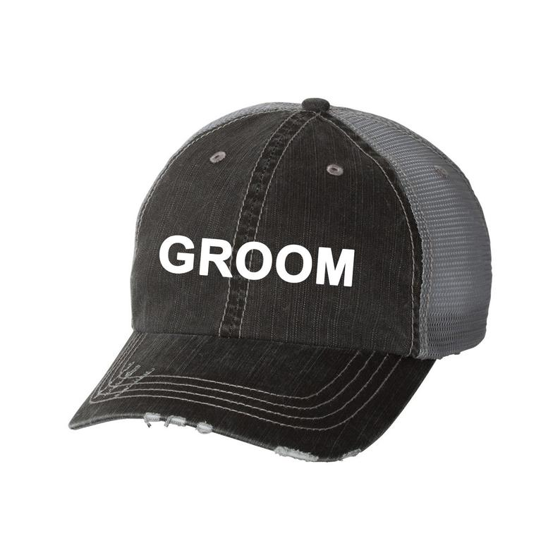 groom hat - bachelor party gifts