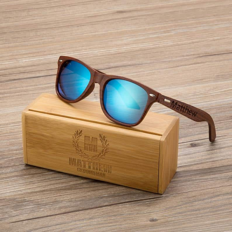 best man gifts - glasses