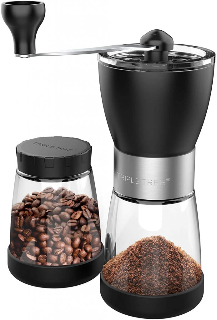 Father of the groom gifts - coffee grinder