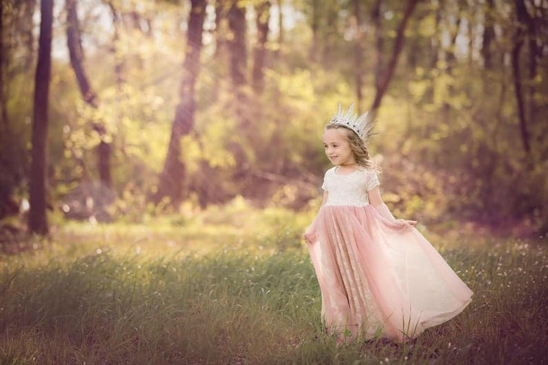 flower dress for toddlers