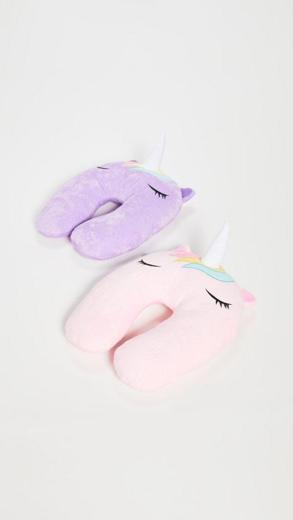 flower girl gift ideas - neck pillow