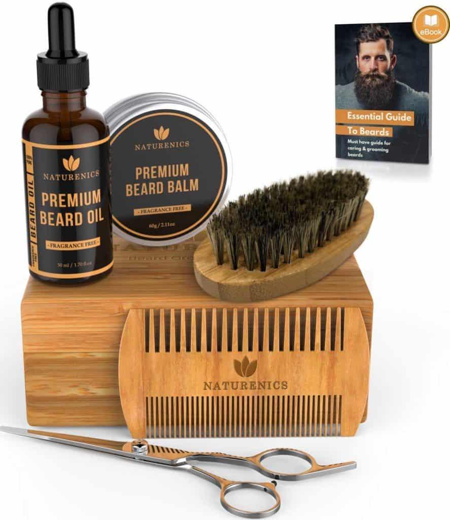 best groomsmen gifts - beard grooming mens