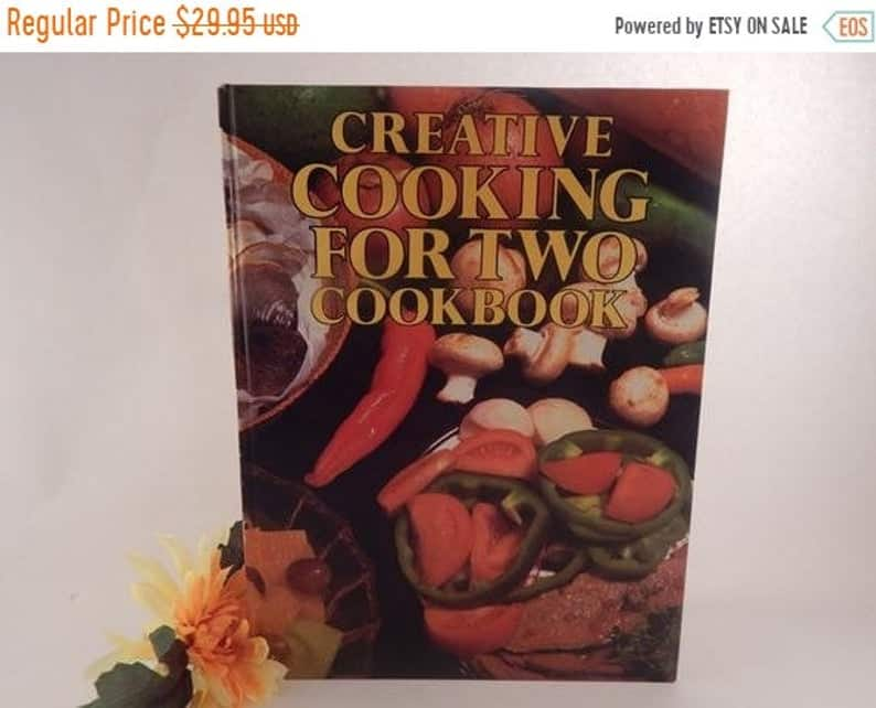 Creative Cooking for Two Cookbook