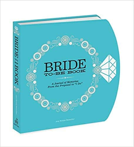 nice engagement gifts:The Bride-To-Be Book