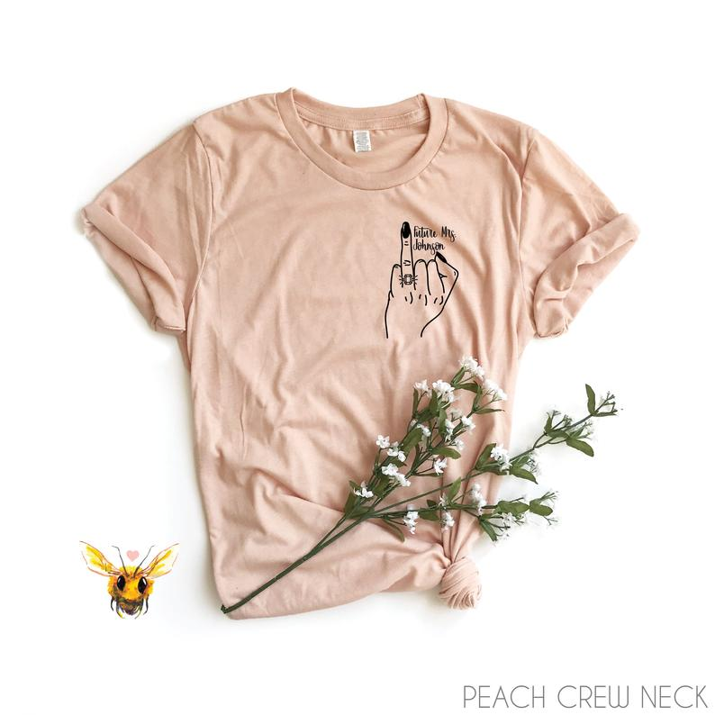 bachelorette party gifts - shirts