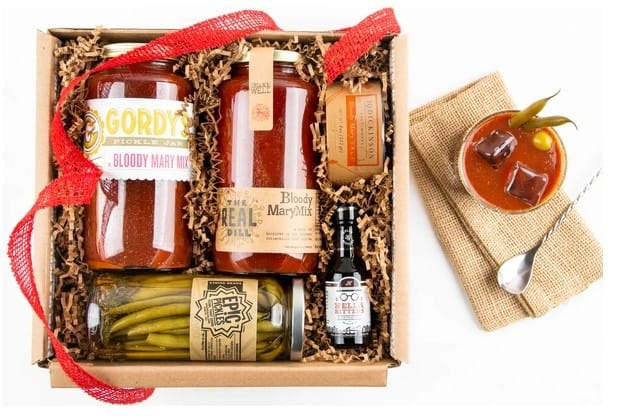 bachelorette party gifts - bloody mary kit