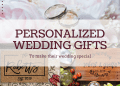 personalized wedding gifts - thumbnail