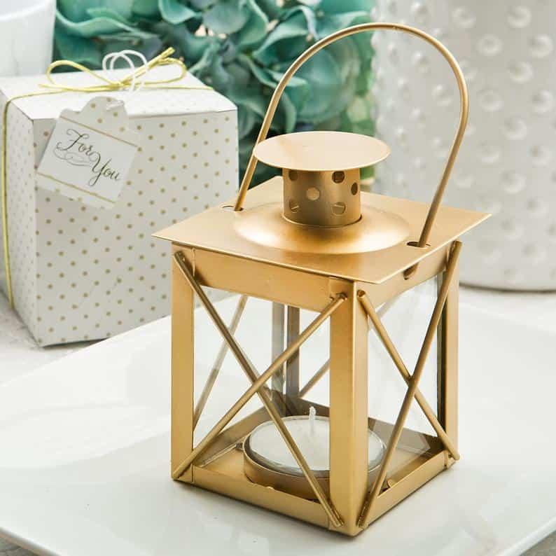 mini candle lantern