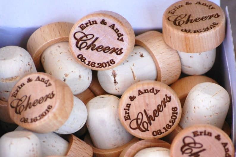 wedding gift ideas - cork