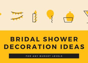 bridal shower decoration ideas - thumbnail