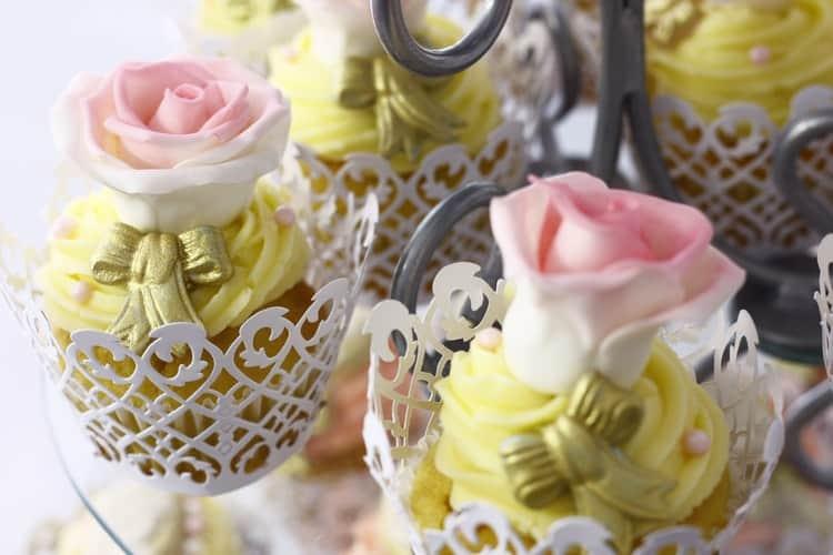 cute bridal shower:Sunshine Cake