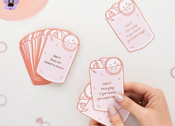 how to make a party fun:Drinking Card Game