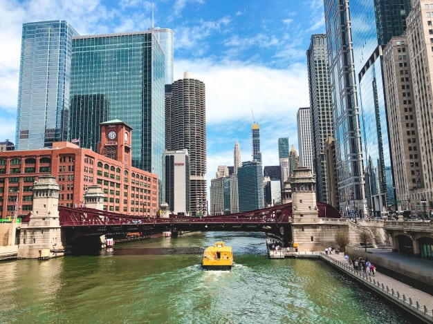 best bachelor party destinations in the world:Chicago