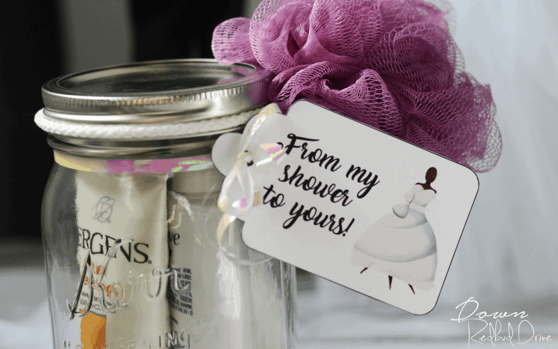 DIY free printable tag