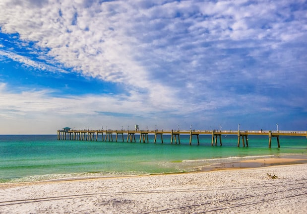 best bachelor party destinations - Emerald Coast, FL