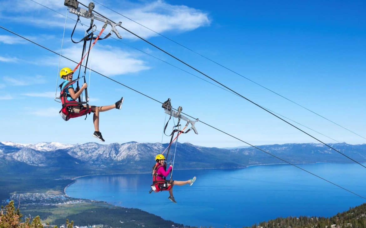 Reno and Lake Tahoe, NV - things to do for bachelor party