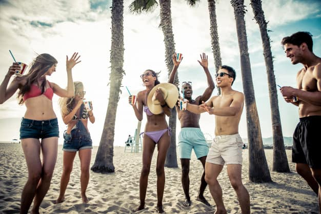 best bachelor party destinations - san diego california