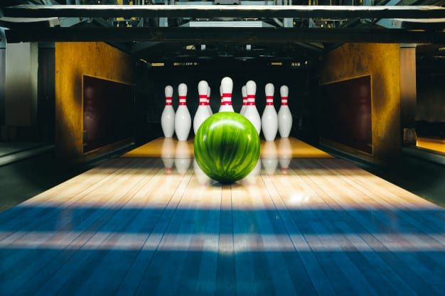 Go Bowling - bachelor party ideas
